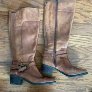 Marc Fisher Leather Boots